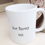 Personalised I'm As Lucky As Can Be ..... Mug Gift